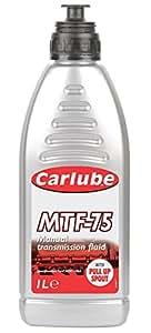 Carlube MTF-75 - Fluido de transmisión, 1 L