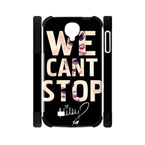 Collectibles Miley Cyrus Samsung Galaxy S4 I9500 Case Cover Dual-Protective We Can Not Stop Quotes