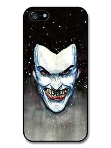 AMAF ? Accessories Joker Halloween Vampire Watercolour Original Art Illustration case for iphone 6 4.7