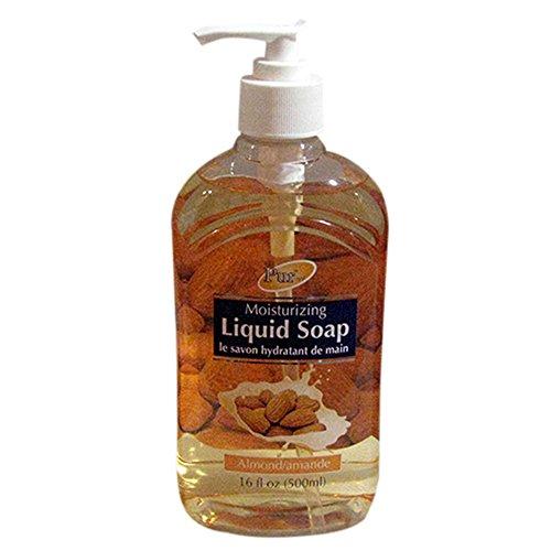 Almond Liquid Hand Soap - 6