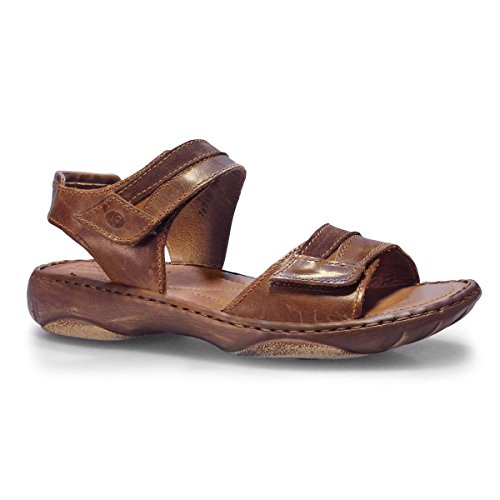 Josef Seibel Women's Debra 19 2 Strap Casual Sandal Castagne sale find great discount pick a best with paypal sale online clearance latest collections xQFOy
