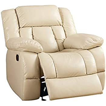 Amazon Com 247shopathome Sahara Shores Glider Recliner
