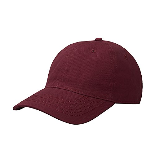 (Ouray Sportswear Epic Cap, Maroon, Adjustable)