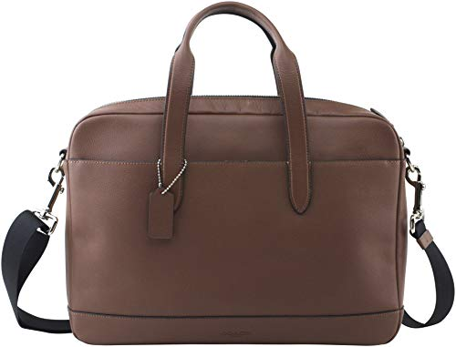 Coach Hamilton Leather Briefcase Messenger product image