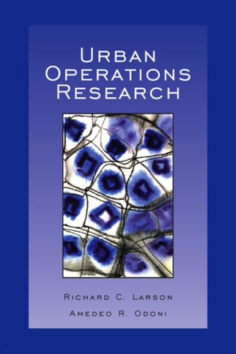 Urban Operations Research