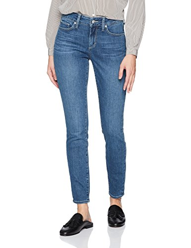 NYDJ Women's Ami Skinny Legging Jeans, Heyburn Wash, 14 Wash Skinny Leg Jeans