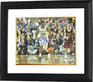 Julius Mays Signed Autograph Kentucky Wildcats 8x10 Framed Photo - Autographed College Photo