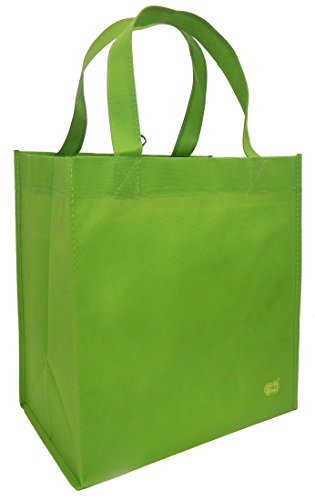 Amazon.com: Reusable Grocery Tote Bag Assorted 6 Pack: Grocery ...