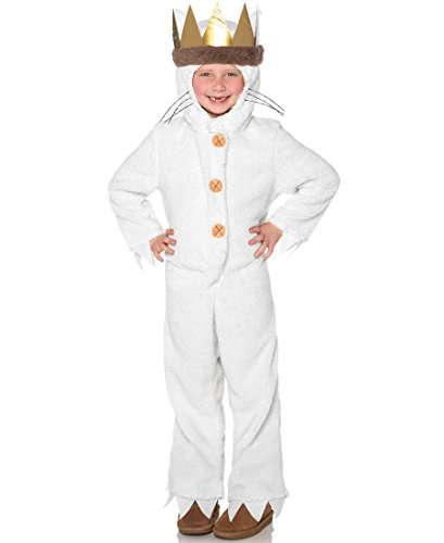 Wild Things Max Costumes (Max Toddler Costume - X-Small)