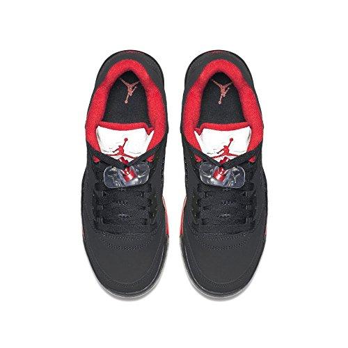 Red Hmtt Black Air 135 Retro gym Blanc mtlc Low black 5 Junior Jordan 814338 gwvfwxOpZq
