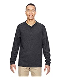 Ash City - North End 88221 - Men's Excursion Nomad Performance Waffle Henley