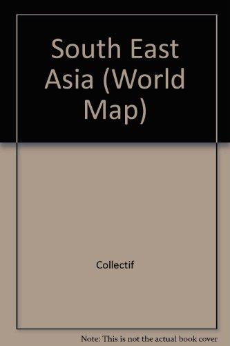 [World-Kontinentalkarte 1:4 Mio: Birma, Brunei, Indonesien, Kambodscha, Laos, Malaysia,...