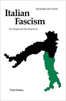 italian fascism its origins and development third