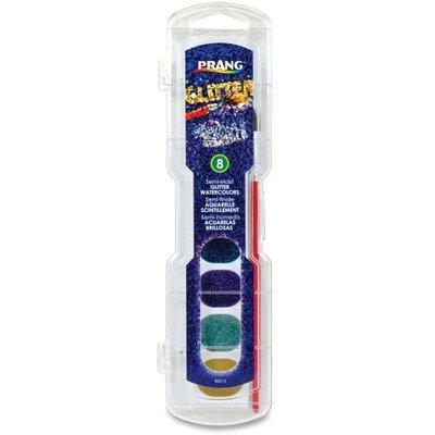 DIX80515 - Prang Glitter Washable Watercolors