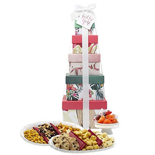 Gift Basket Her Tower Tier