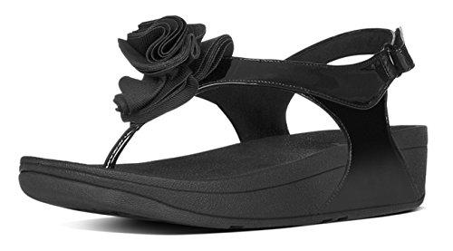 FitFlop FLORRIE - Sandalia de mujer Negro