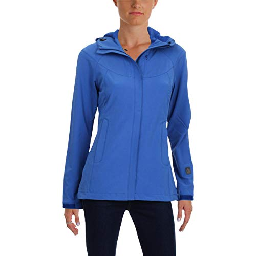 Sierra Designs All Season Softshell Jacket - Women's Blue Heather XS