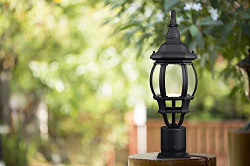Buy deck pole mount for lights