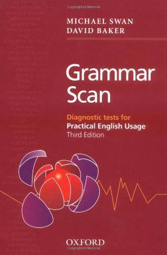 Download By Michael Swan Grammar Scan: Diagnostic Tests for Practical English Usage [Paperback] pdf epub