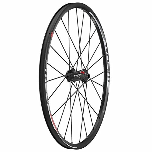(SRAM Roam 50 29 inch Front Predictive Steering UST Alloy Clincher Disc Bicycle Wheel for RS1 - 00.1918.119.009)