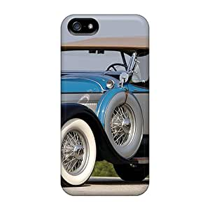 For Iphone Case, High Quality 1930 Lincoln Model L Phaeton For Iphone 5/5s Cover Cases