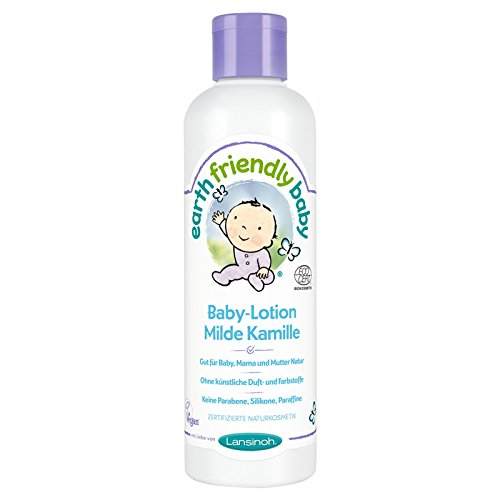 Earth Friendly Baby 82212 Baby-Lotion Milde Kamille