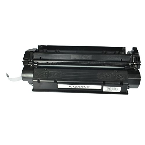 NineLeaf 2,500 Pages Yield Black Toner Cartridge Compatible for Canon X25 used in Canon LBP-3200 MF5500 MF5530 Printer 1 Pack -  NineLeaf Tech, NL-AMA-X25-1PK-550