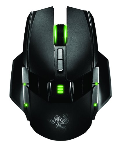 Razer Ouroboros Ambidextrous Wireless Gaming