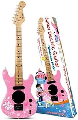 Music Alley MA101 de PNK Junior principiantes Juego de guitarra ...