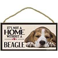 Imagine This Wood Sign for Beagle Dog Breeds