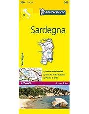 Sardegna/Sardinia Map MH366