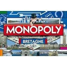 Hasbro Gaming – Monopoly Breton