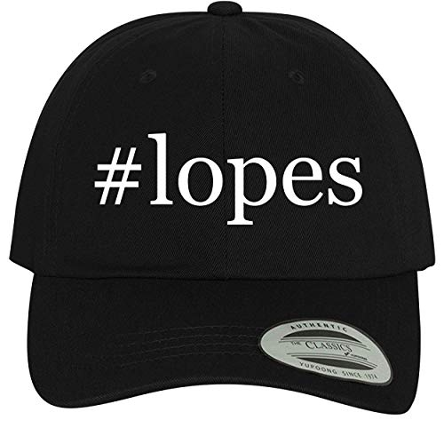 (BH Cool Designs #Lopes - Comfortable Dad Hat Baseball Cap, Black)