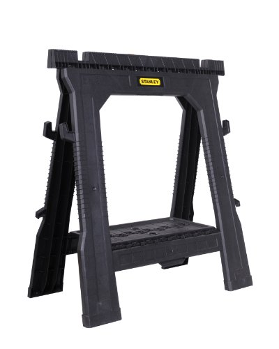 Image of Stanley 060864R Folding Sawhorse (2-Pack)