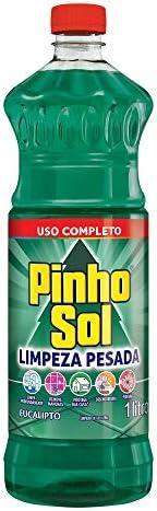 Limpador Diluível Pinho Sol Limpeza Pesada Eucalipto 1000ml