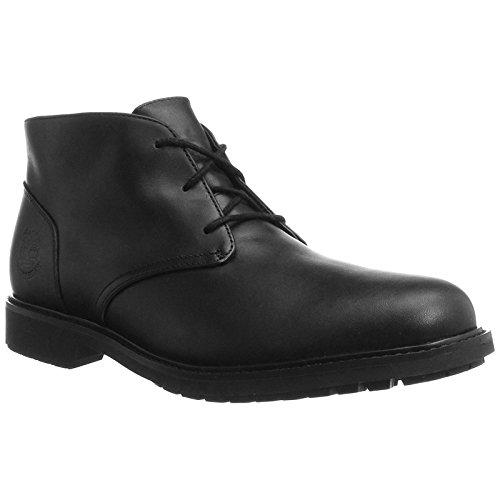 Timberland Men's Earthkeepers Stormbuck Chukka Waterproof Boot,Black,8 M (Earthkeepers Chukka Shoes)