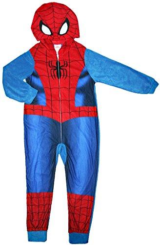 Marvel Spider Man Sleeper Fleece Pajama product image