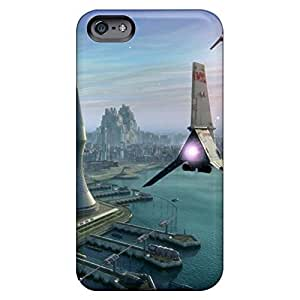 Hot Style phone cover skin Iphone Hard Cases With Fashion Design Extreme iPhone 6 plus 5.5 - science fiction