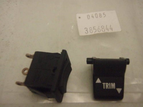 Volvo Penta Relay (Volvo Penta OEM Trim & Tilt Remote Control Switch 3856844)