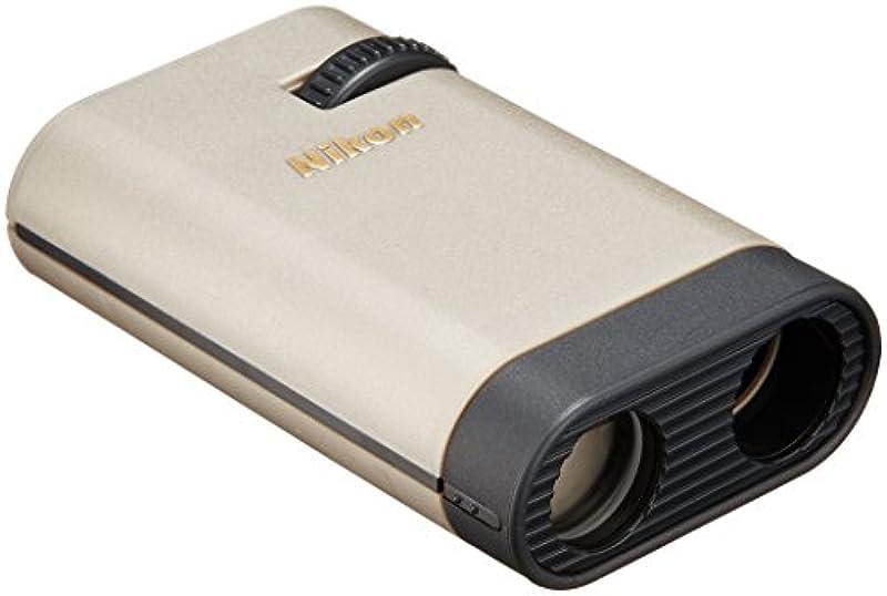 Nikon 다기능 단안경 모노 큐라 II 메탈릭 6 × 15D