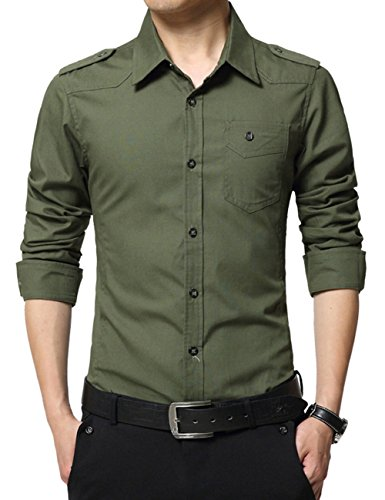 formal camo dress shirts - 2