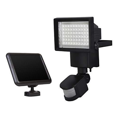 Sunforce Solar Motion Security Light With 60 Led