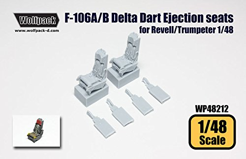 Used, Wolfpack 1:48 F-106 A/B Delta Dart Ejection Seats for for sale  Delivered anywhere in USA