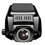 Pruveeo V7 2.4-Inch LCD FHD 1080P Dash Cam, 170 Degree Wide Angle Camera for Cars Driving Recorder DVR
