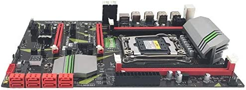 Alician X99 Computer Motherboard DDR3 4-Channel Memory LGA2011-3-pin E5 CPU Support M 2 Luxury Large Board V3