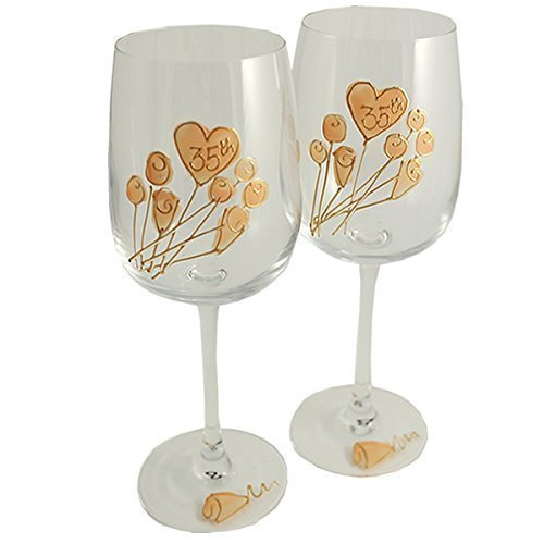 35th Wedding Anniversary Gift For Wife: 35th Wedding Anniversary Gifts: Amazon.co.uk