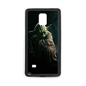 Good Quality Phone Case With HD Star Wars Images On The Back , Perfectly Fit To Samsung Galaxy Note 4