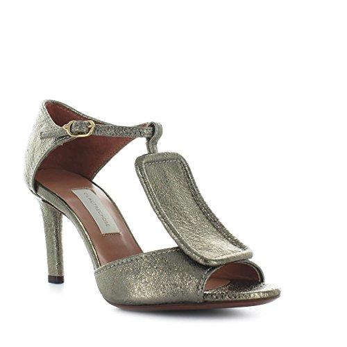 L'autre Valgte Lingeri Knitren Bronze Sandalette Forår-sommer 2018 Ls16EJ
