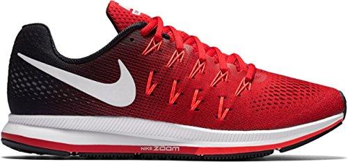 Nike Men's Air Zoom Pegasus 33, University Red/White/Black - 11 D(M) US