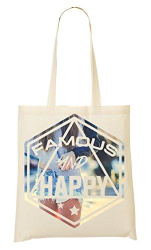 Famous À Sac Phrases Provisions Cool Tout Era Happy New Happiness Sac Fourre U64UaHrF